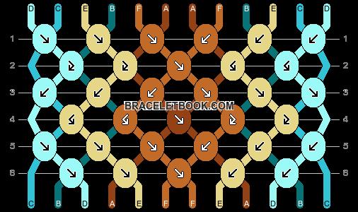 Normal pattern #18 variation #23305 pattern
