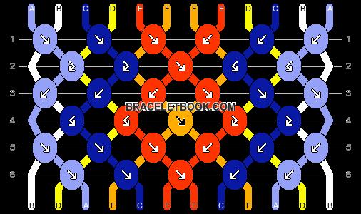Normal pattern #18 variation #23331 pattern