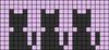 Alpha pattern #27170 variation #23343