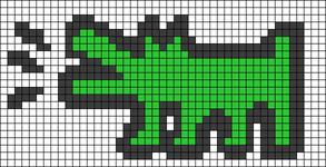 Alpha pattern #31397 variation #23363