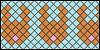Normal pattern #16932 variation #23396