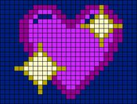 Alpha pattern #33284 variation #23554