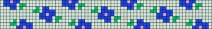 Alpha pattern #26251 variation #23576