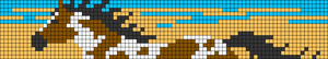 Alpha pattern #29522 variation #23584