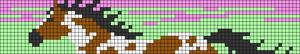 Alpha pattern #29522 variation #23586