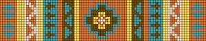 Alpha pattern #11641 variation #23699