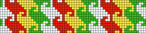Alpha pattern #29238 variation #23797