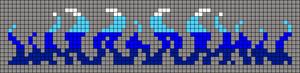 Alpha pattern #14497 variation #23798