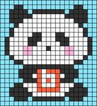 Alpha pattern #32451 variation #23925
