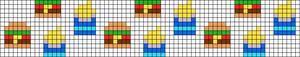Alpha pattern #31556 variation #23926