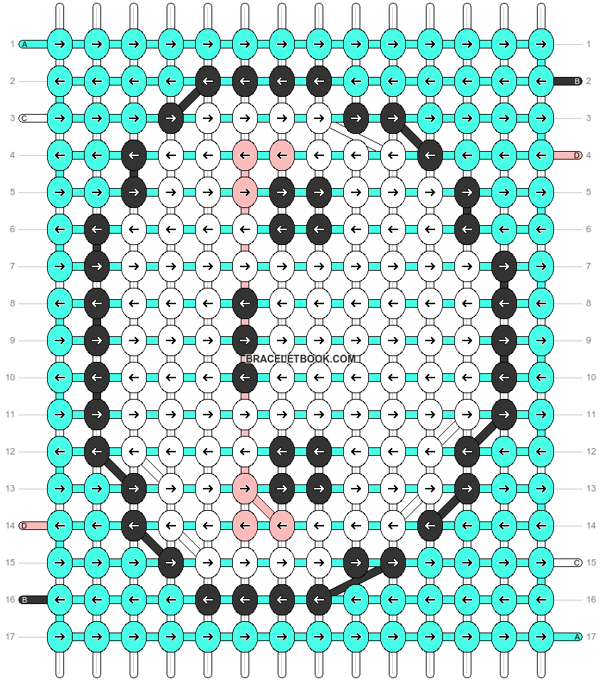Alpha pattern #32682 variation #23970 pattern