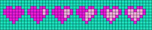 Alpha pattern #33360 variation #23991