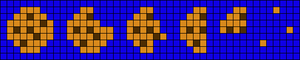 Alpha pattern #28059 variation #24004