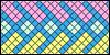 Normal pattern #22703 variation #24305