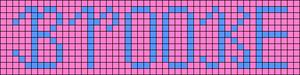 Alpha pattern #3401 variation #24329
