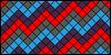 Normal pattern #2262 variation #24349