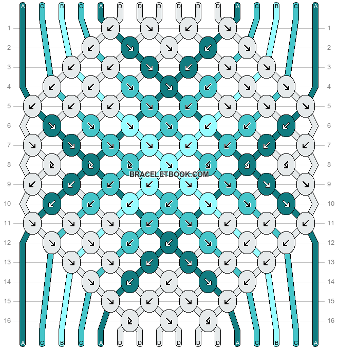 Normal pattern #33501 variation #24512 pattern
