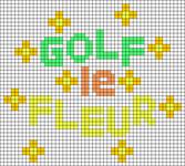 Alpha pattern #33512 variation #24515