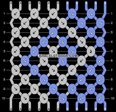 Normal pattern #5608 variation #24593 pattern