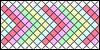 Normal pattern #20800 variation #24622