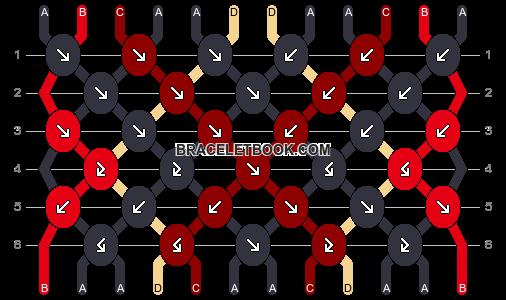 Normal pattern #18 variation #24661 pattern