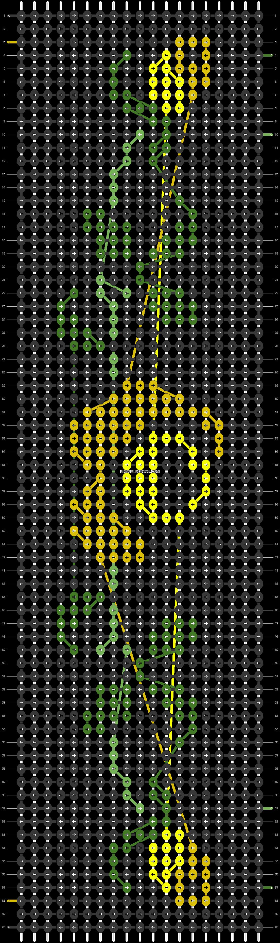 Alpha pattern #31526 variation #24683 pattern