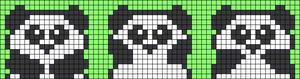 Alpha pattern #32728 variation #24707