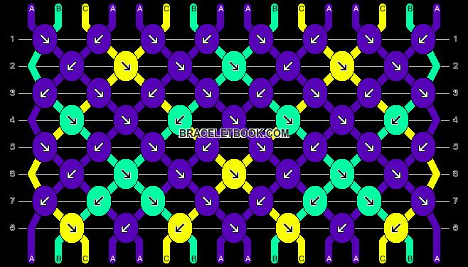 Normal pattern #33669 variation #24768 pattern