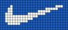 Alpha pattern #5248 variation #24953