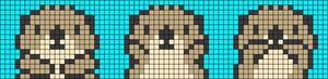 Alpha pattern #25211 variation #24964