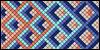 Normal pattern #24520 variation #25035