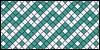 Normal pattern #9342 variation #25050