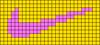 Alpha pattern #5248 variation #25063