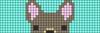 Alpha pattern #22880 variation #25099