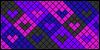Normal pattern #26417 variation #25106