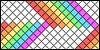 Normal pattern #2285 variation #25111