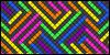 Normal pattern #27111 variation #25147
