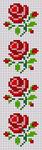 Alpha pattern #25682 variation #25218