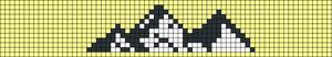 Alpha pattern #33464 variation #25251