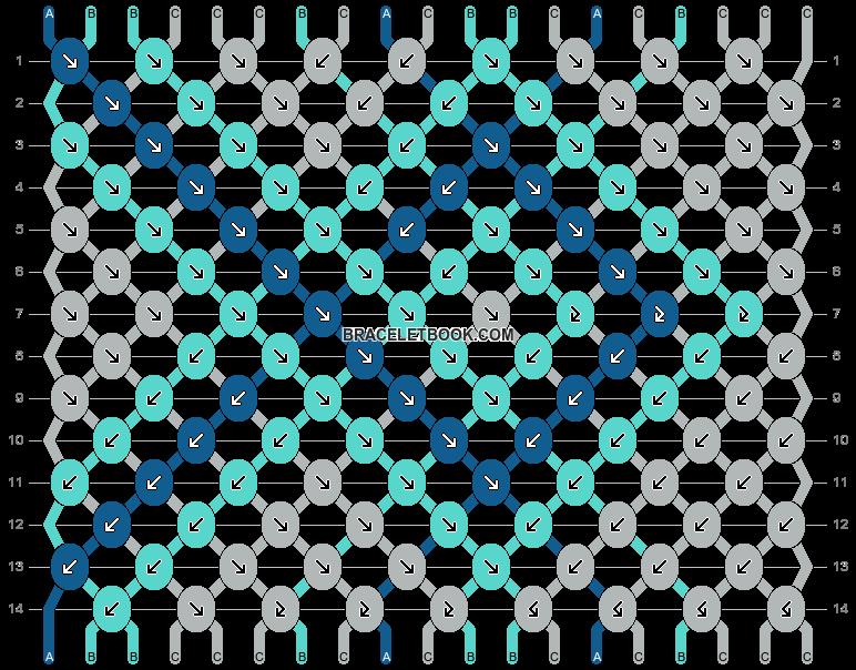 Normal pattern #27447 variation #25305 pattern