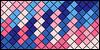 Normal pattern #29912 variation #25325