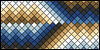 Normal pattern #33560 variation #25344