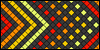 Normal pattern #33355 variation #25365
