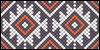 Normal pattern #13057 variation #25439