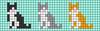 Alpha pattern #33767 variation #25445