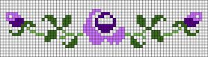 Alpha pattern #31526 variation #25520