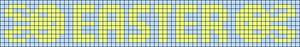 Alpha pattern #33772 variation #25542