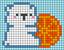 Alpha pattern #28619 variation #25547