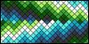 Normal pattern #30303 variation #25655