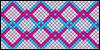 Normal pattern #16371 variation #25744
